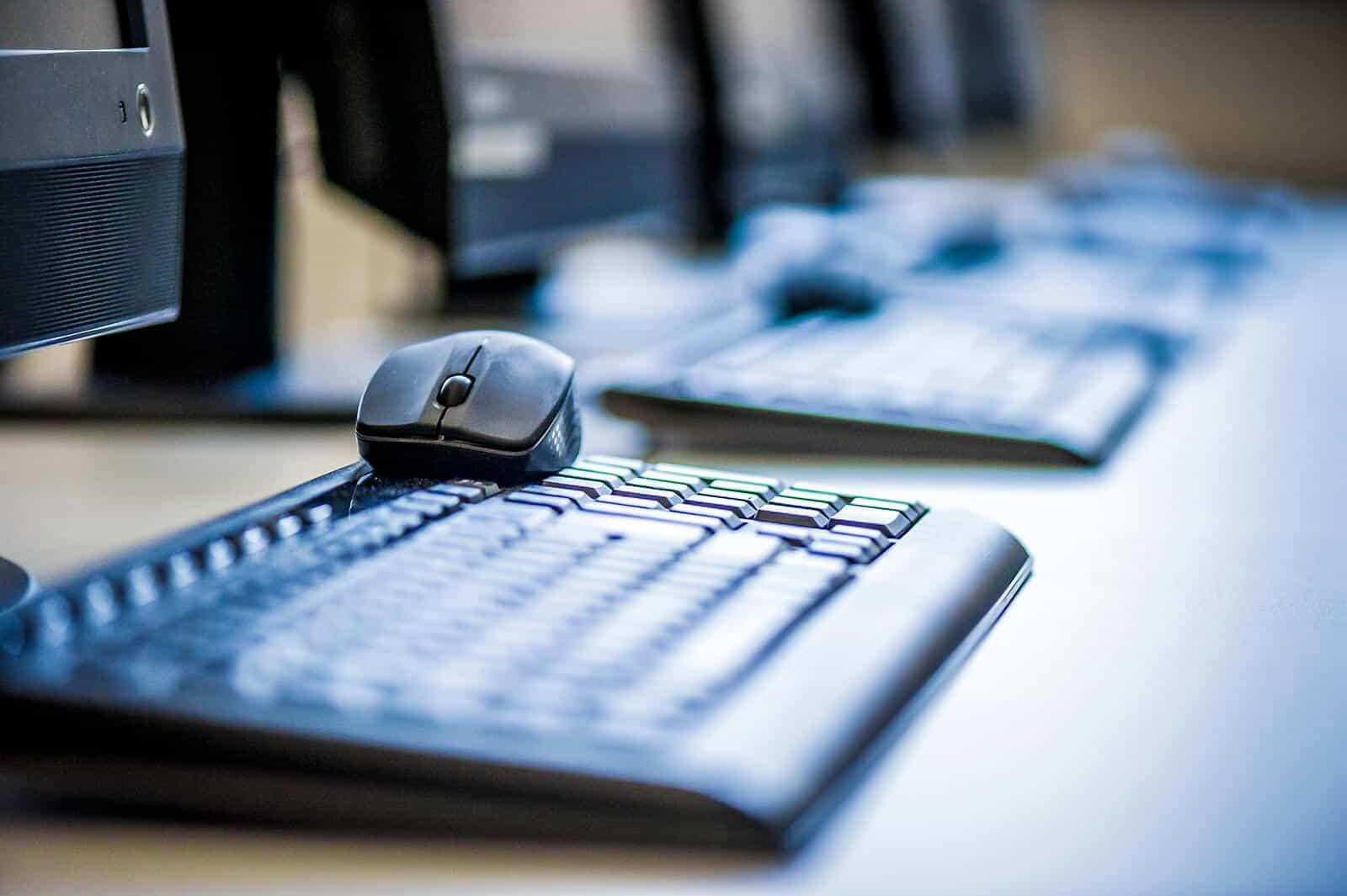 Informationen über die Abteilung Beschaffung IT-Ausstattung