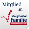 Siegel der Aktion Erfolgsfaktor Familie