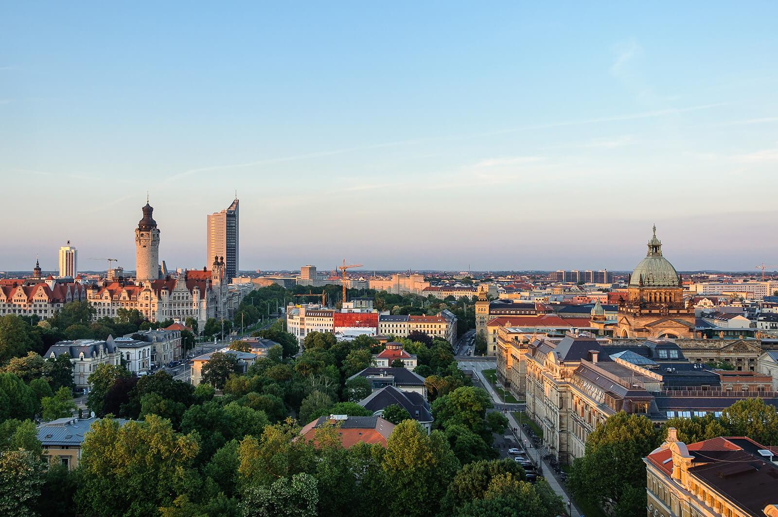 Kommunale IT mit Weitblick aus Leipzig