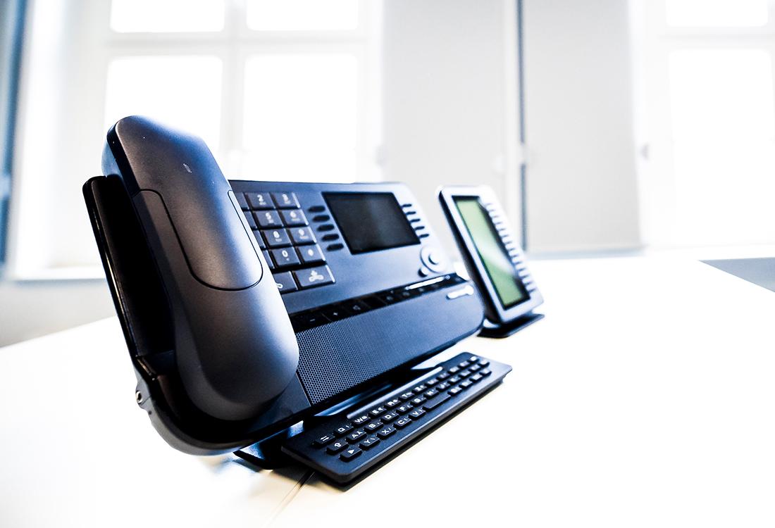 Telefonie als Kommunikationsleistung