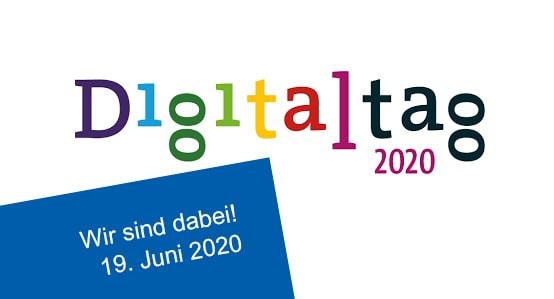 Digitaltag 2020 Wir sind dabei